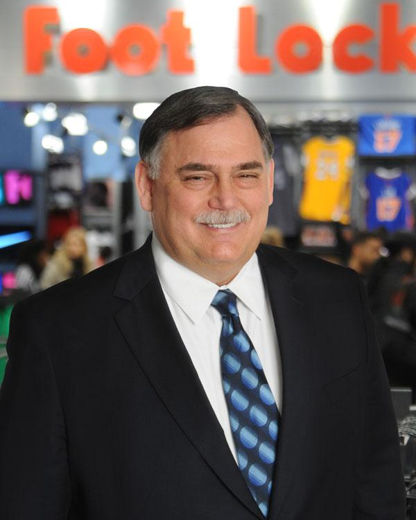 Ken Hicks, CEO of Foot Locker Inc.