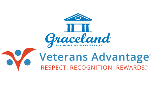 """Graceland and Veterans Advantage Announce Partnership to Thank U.S. Active Duty, Veterans & Military Families with the """"Elvis Experience Tour"""""""