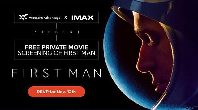 IMAX and Veterans Advantage Host Exclusive Private Screening