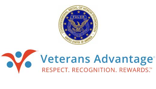 Congressional Medal of Honor Foundation & Veterans Advantage