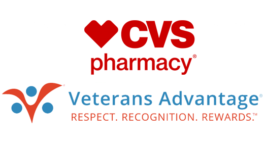 CVS pharmacy and Veterans Advantage