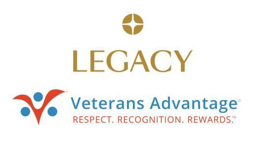 Veterans Advantage + Legacy