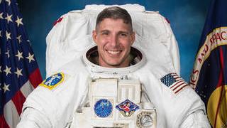 Michael Hopkins Space Force NASA