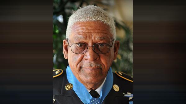 Melvin Morris Medal of Honor