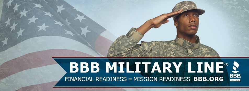 BBB Military Line