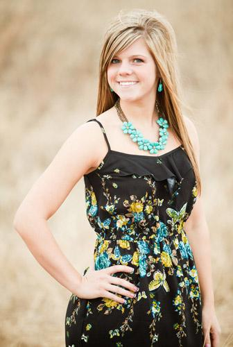Leading the list of award winners is Claire Lauren Coker, currently a student at Blinn College and driving towards a bachelor's degree in business.