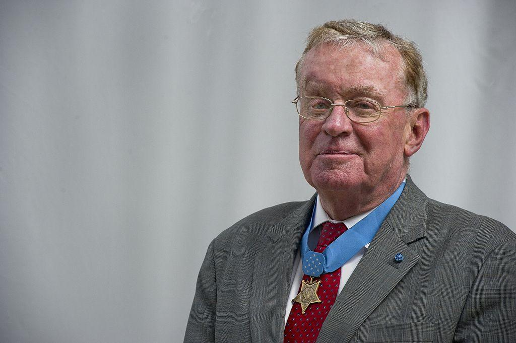Thomas G. Kelley, Medal of Honor recipient