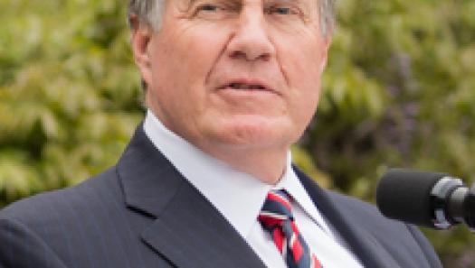 Bill Belichick New England Patriots Veterans Advantage