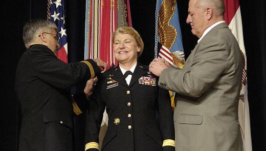 U.S. Army Lt. Gen. Ann E. Dunwoody