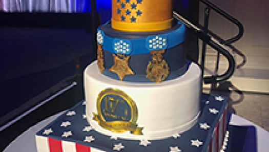 Medal of Honor Foundation Birthday