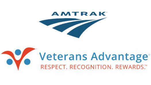 Amtrak and Veterans Advantage Announce New Partnership