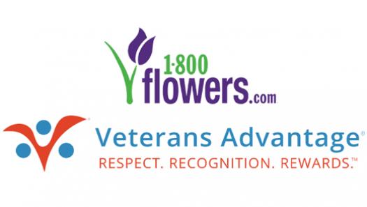 1800 Flowers and Veterans Advantage