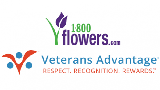 1800 Flowers and Veterans Advantage