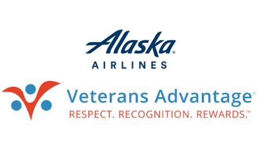 Alaska Airlines & Veterans Advantage