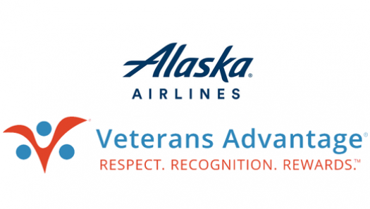 Alaska Airlines & Veterans Advantage