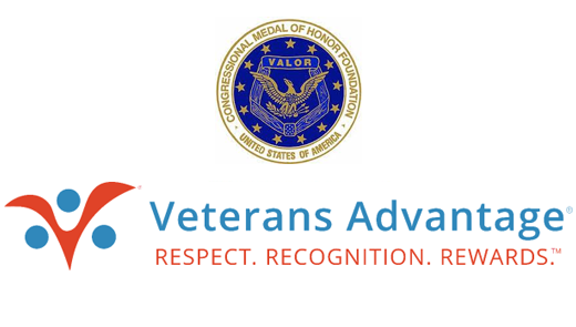 Congressional Medal of Honor Foundation & Veterans Advantage