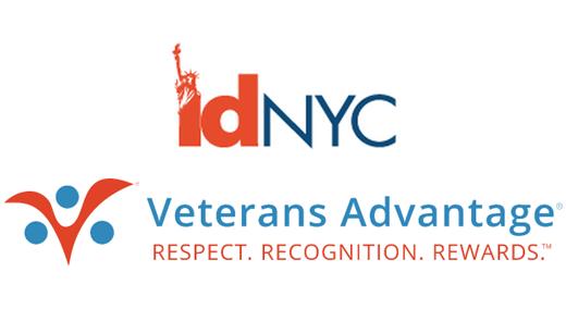 IDNYC and Veterans Advantage