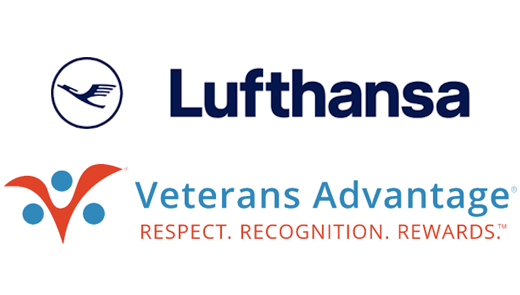 Lufthansa and Veterans Advantage