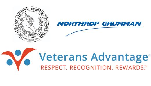 New York City Athletic Club, Northrop Grumman and Veterans Advantage