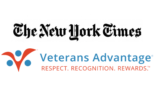 The New York Times & Veterans Advantage