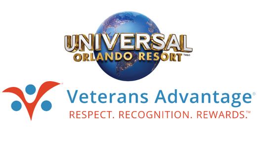 Universal Orlando Resort & Veterans Advantage