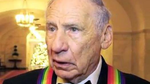 Mel Brooks WWII Veterans Advantage