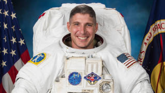 Michael Hopkins Space Force NASA