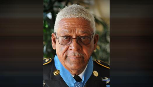 Melvin Morris Medal of Honor