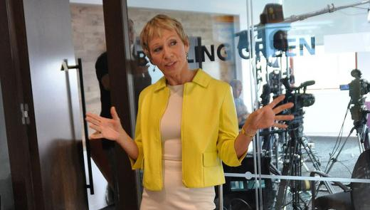 Barbara Corcoran Navy Veteran Spouse