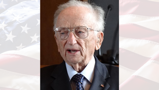 Benjamin Ferencz Nuremberg Trials Veterans Advantage HeroVet