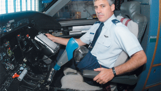 Lt. Col. Andrew Lourake