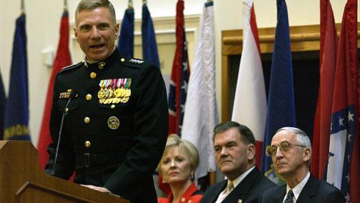 General Michael W. Hagee