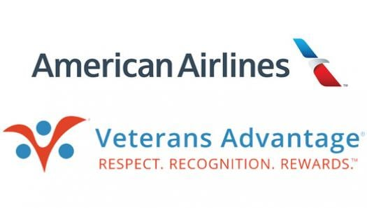 American Airlines Joins Veterans Advantage