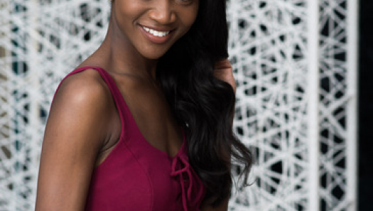 Dashauna Barber, Miss USA 2016