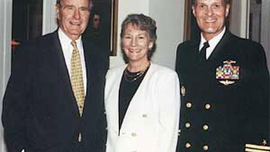 Larson, Bush