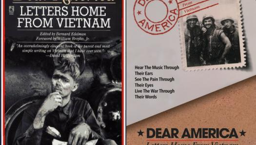 Dear America, Letter Home Book and Movie