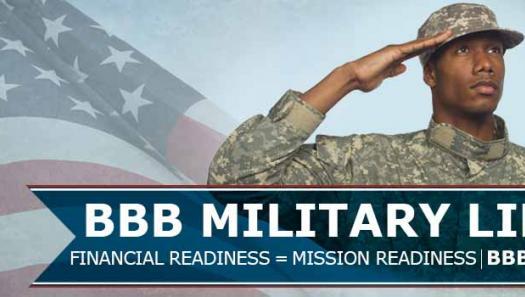 BBB Military Line