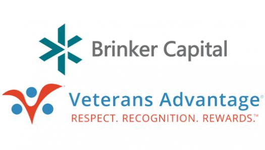 Brinker Capital and Veterans Advantage