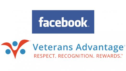 Facebook and Veterans Advantage