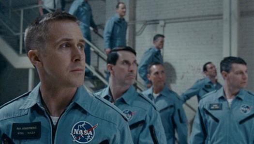 First Man movie Ryan Gosling
