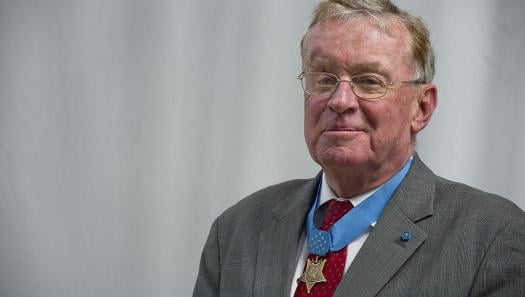 Thomas G. Kelley, Medal of Honor recipient