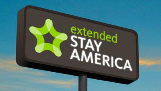 Extended Stay America Sign