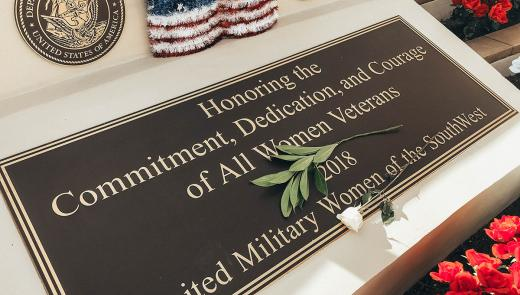 Honoring Women Veterans, Veterans Advantage